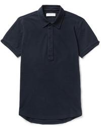 Orlebar Brown Sebastian Slim Fit Cotton Piqu Polo Shirt