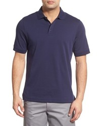 Nordstrom Shop Regular Fit Interlock Knit Polo