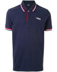 Fila Short Sleeve Logo Polo Shirt