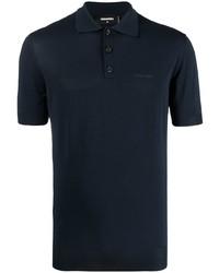 DSQUARED2 Spread Collar Polo Shirt