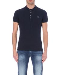 Diesel T Yahei Stretch Cotton Polo Shirt