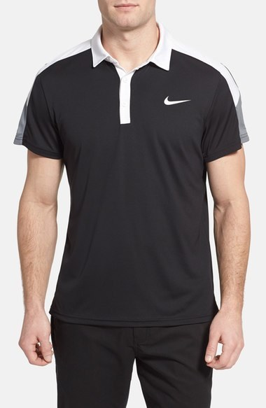 3ca8773c Nike Team Court Dri Fit Tennis Polo, $45 | Nordstrom | Lookastic.com