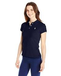 468007f3c ... U.S. Polo Assn. Us Polo Shirt Assn Juniors Short Sleeve Polo Shirt