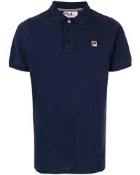 Fila Waffle Collar Polo Shirt