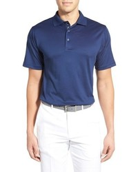 Bobby Jones Xh2o Pique Stretch Golf Polo