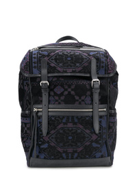 Etro Carpet Jacquard Backpack
