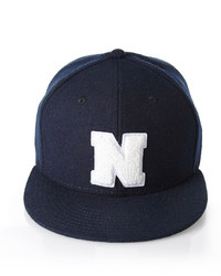 21men 21 Flannel Letter Baseball Cap