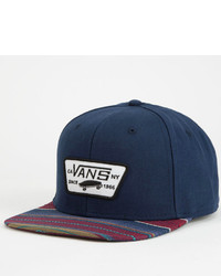 Vans All Over It Full Patch Snapback Hat