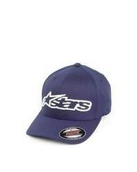 Alpinestars Blaze Flexfit Baseball Cap Navy Blue