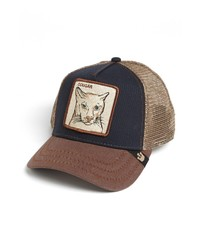 Goorin Brothers Animal Farm Cougar Trucker Hat