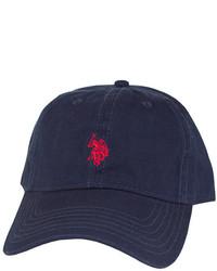 de077bb6874 U.S. Polo Assn. Asstd National Brand Washed Twill Baseball Cap