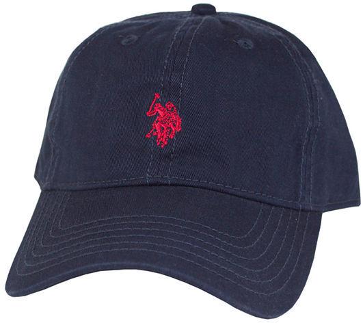442d691751e ... U.S. Polo Assn. Asstd National Brand Washed Twill Baseball Cap