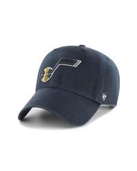 '47 Clean Up Utah Jazz Baseball Cap