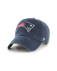 '47 Cleanup New England Patriots Baseball Cap