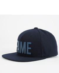 Hall Of Fame Metal Ewing Snapback Hat