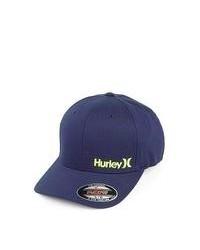 Hurley Hats Corps Baseball Cap Navy