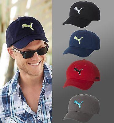 ... Puma Icon Relaxed Fit Cap Psc1001 Baseball Cap W Logo ... 456979bbd1c