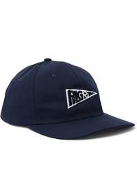 Pilgrim Surf + Supply Logo Appliqud Eco Twill Baseball Cap
