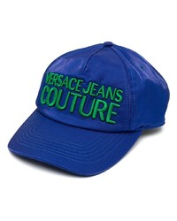 VERSACE JEANS COUTURE Logo Embroidery Cap