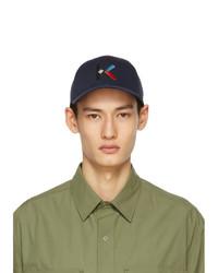 Kenzo Navy K Cap