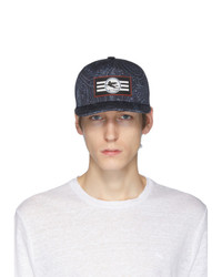 Etro Navy Neutra Cap