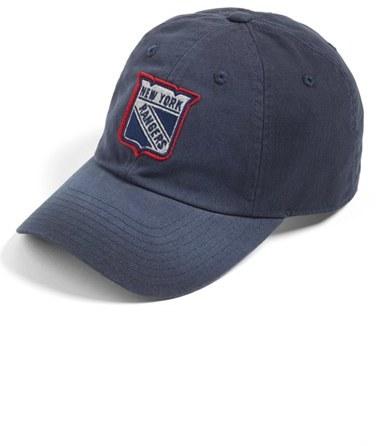 f57013f2d09f5a American Needle New York Rangers Luther Snapback Cap, $26 | Nordstrom |  Lookastic.com