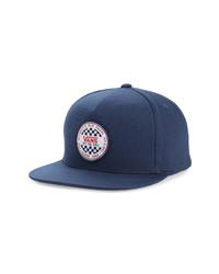 Vans Og Checker Snapback Baseball Cap