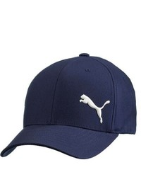 Puma Teamsport Formation Snapback Cap Navy Hats