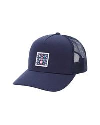 Billabong Stacked Logo Trucker Hat
