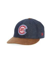 New Era Cap X Levis Mlb Logo Ball Cap