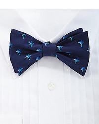 Daniel Cremieux Cremieux Palm Tree Bow Tie