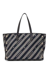 Givenchy Black Medium Bond Shopper Tote