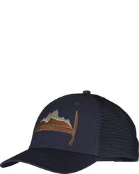 Patagonia Day To Day Piolet Lopro Trucker Hat Navy Blue Baseball Caps