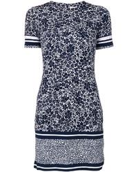 MICHAEL Michael Kors Michl Michl Kors Printed Stretch T Shirt Dress