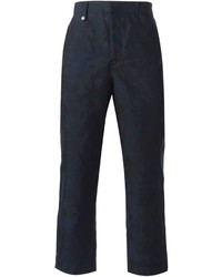 Alexander mcqueen skull print trousers medium 329742