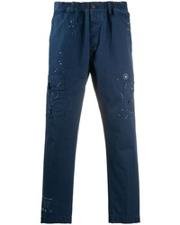DSQUARED2 Distressed Effect Chino Trousers