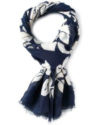 Marc Jacobs Printed Scarf