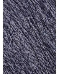 Printed cotton scarf medium 5024078