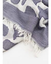 Printed cotton scarf medium 5025512