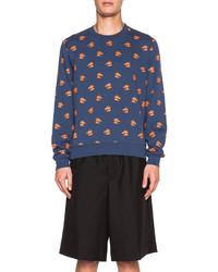 Kris Van Assche All Over Print Sweater