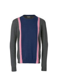DSQUARED2 Colour Block Jumper