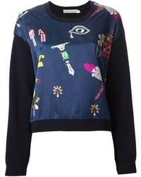Mary Katrantzou Trinket Sweater