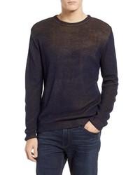 Vestige Plaited Crewneck Sweater
