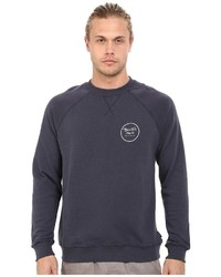Brixton Wheeler Crew Fleece Sweatshirt