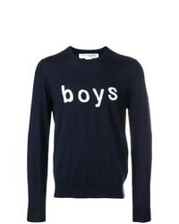 Comme Des Garçons Shirt Boys Y Jumper