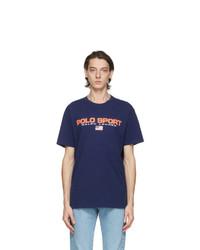 Polo Ralph Lauren Blue T Shirt