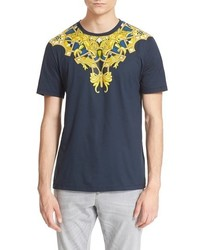 Versace Collection Graphic T Shirt