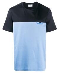 Salvatore Ferragamo Double Gancini T Shirt