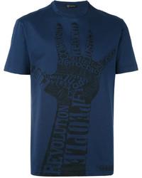Versace Printed T Shirt
