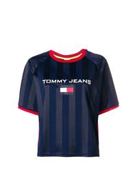 Tommy Jeans Varsity Logo T Shirt